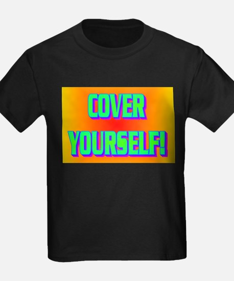 COVER YOURSELF! T