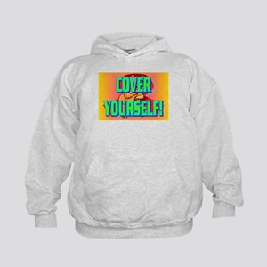 COVER YOURSELF! Kids Hoodie