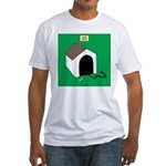 Guard Turtle Fitted T-Shirt