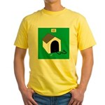 Guard Turtle Yellow T-Shirt