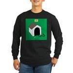 Guard Turtle Long Sleeve Dark T-Shirt