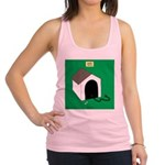 Guard Turtle Racerback Tank Top