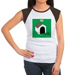 Guard Turtle Junior's Cap Sleeve T-Shirt