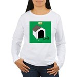 Guard Turtle Women's Long Sleeve T-Shirt