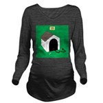 Guard Turtle Long Sleeve Maternity T-Shirt