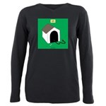 Guard Turtle Plus Size Long Sleeve Tee