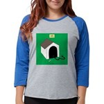 Guard Turtle Womens Baseball Tee