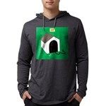 Guard Turtle Mens Hooded Shirt