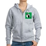 Guard Turtle Women's Zip Hoodie