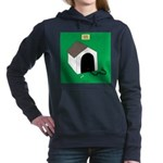 Guard Turtle Women's Hooded Sweatshirt