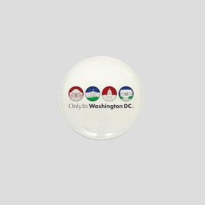 Monuments Mini Button