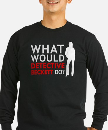 """What Would Detective Beckett Do?"" T"