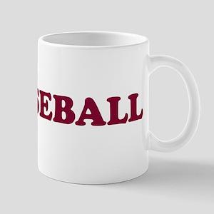I Love Baseball Mug