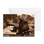 Scottish Terrier Greeting Cards (Pk of 10)