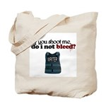 Shoot Me Tote Bag
