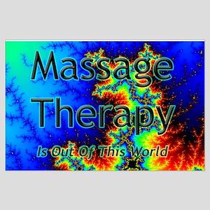 Fractyl Massage Poster