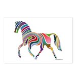 My Rainbow Horse Postcards (Package of 8)