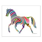 My Rainbow Horse Small Poster