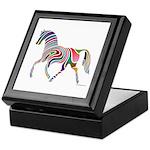 My Rainbow Horse Keepsake Box
