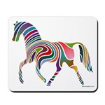 My Rainbow Horse Mousepad