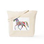 My Rainbow Horse Tote Bag