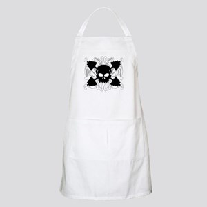 Weightlifting Skull Apron