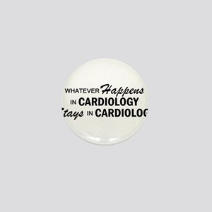 Whatever Happens - Cardiology Mini Button