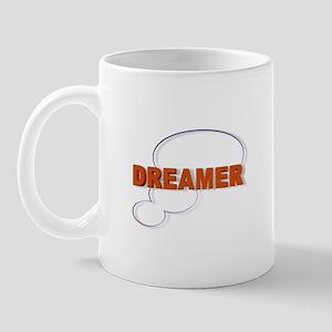 Dreamer 3D Mug