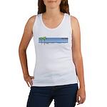 White Sand Beach Women's Tank Top
