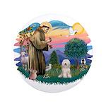 St Francis #2/ Tibetan Ter 3.5