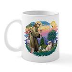 St Francis #2/ Tibetan Span #4 Mug