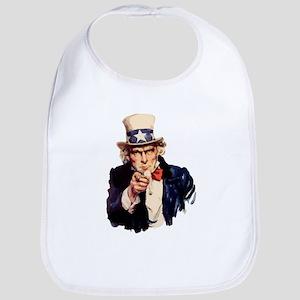 Uncle Sam Bib
