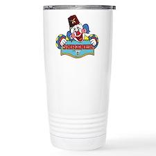 Proud Shrine Clown Stainless Steel Travel Mug
