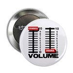 "More Cowbell 2.25"" Button (100 pack)"