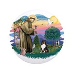 St Francis #2/ Sheltie (tri) 3.5