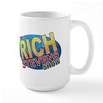 Rich Stevens Show 15 Oz Ceramic Large Mug Mugs