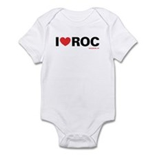 I (heart) Rochester, NY - Infant Bodysuit