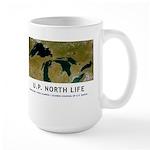 U.P. North Life Large Mug