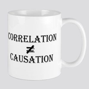 Correlation Causation Mug