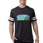 Mashuga Media Football Shirt T-Shirt