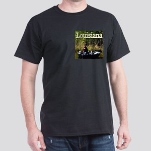 Louisiana Fisherman Dark T-Shirt