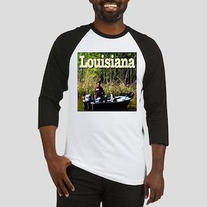 Louisiana Fisherman Baseball Jersey