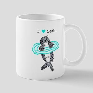 Harbor Seal Mug