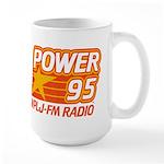 Wplj Power 95 955 Plj 15 Oz Ceramic Large Mug Mugs