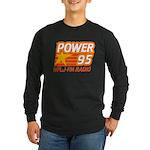 Wplj Power 95 955 Plj Dark Long Sleeve T-Shirt