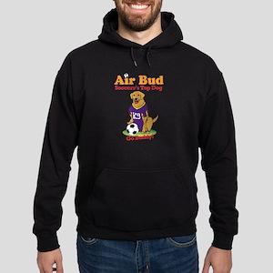 Air Bud Soccer Hoodie (dark)