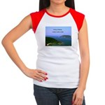 Heaven Women's Cap Sleeve T-Shirt