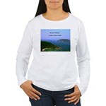 Heaven Women's Long Sleeve T-Shirt