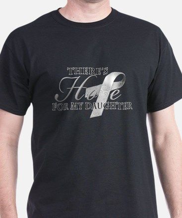 There's Hope for Diabetes Daughter T-Shirt
