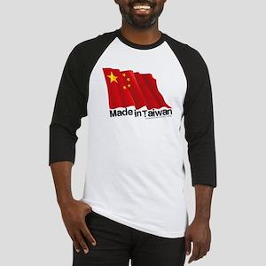 China, Made In Taiwan Baseball Jersey